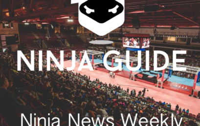 Ninja News Weekly – Week of August 7, 2017 – NNL @ Obstacle Academy,  ANW Daytona Beach City Finals, and more!