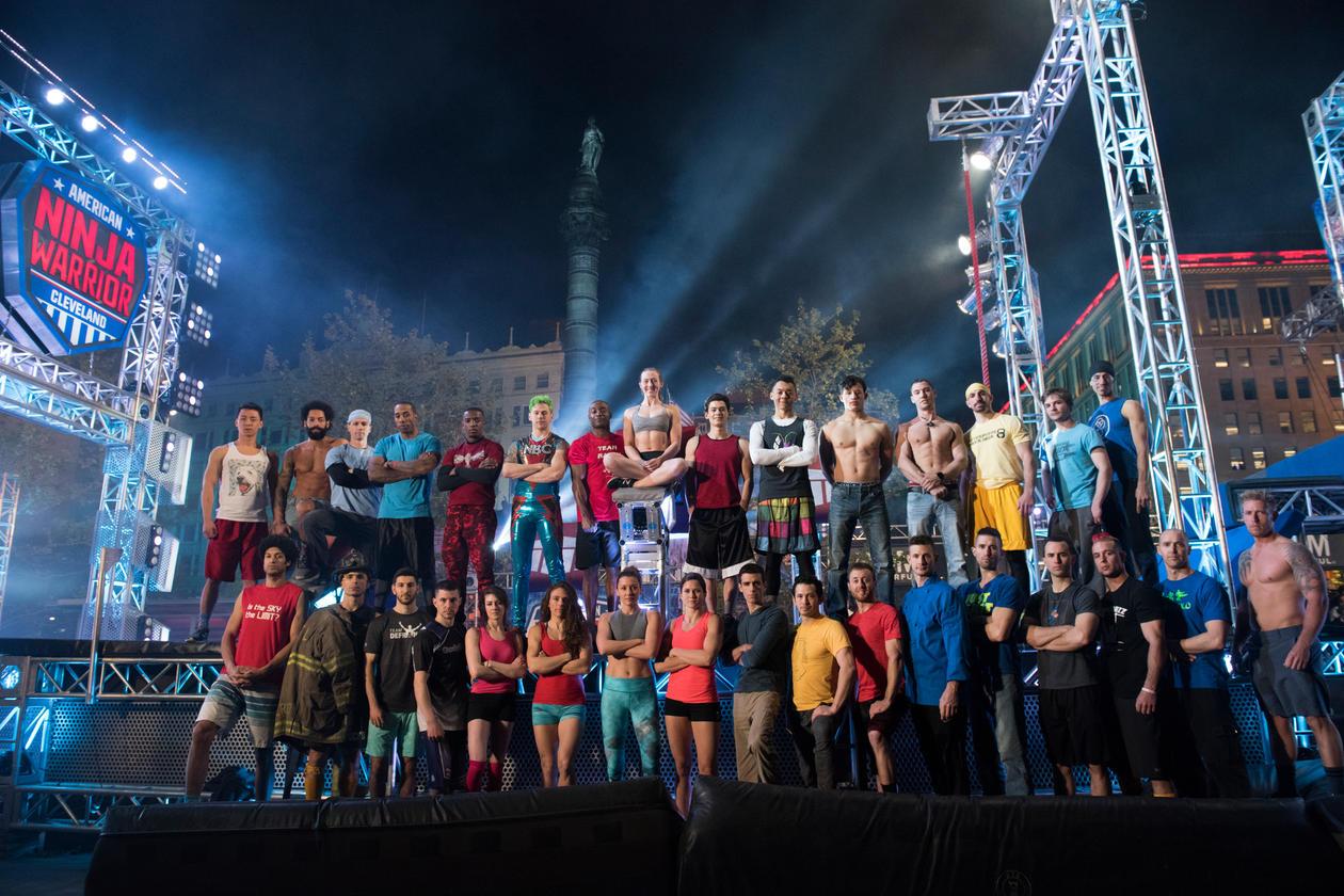 TV Recap: S09E10 – America Ninja Warrior Season 9 Cleveland Ohio Finals