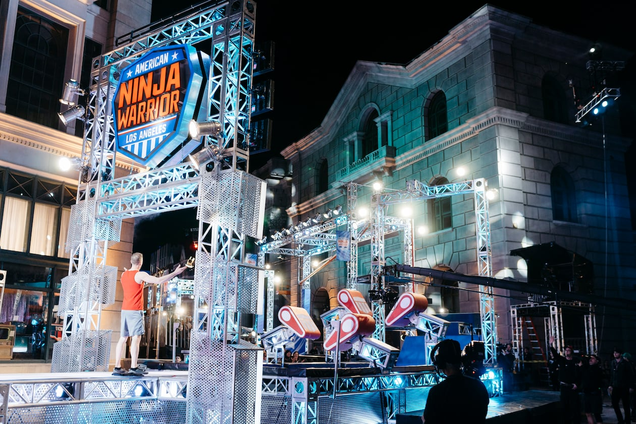 TV Recap: S09E07- America Ninja Warrior Season 9 Los Angeles California Finals