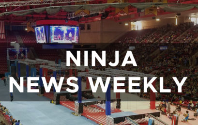 Ninja News Weekly – Week of August 7, 2017 – Rockford Ninja Warrior, Two NNL Finals,  ANW Cleveland City Finals, and more!