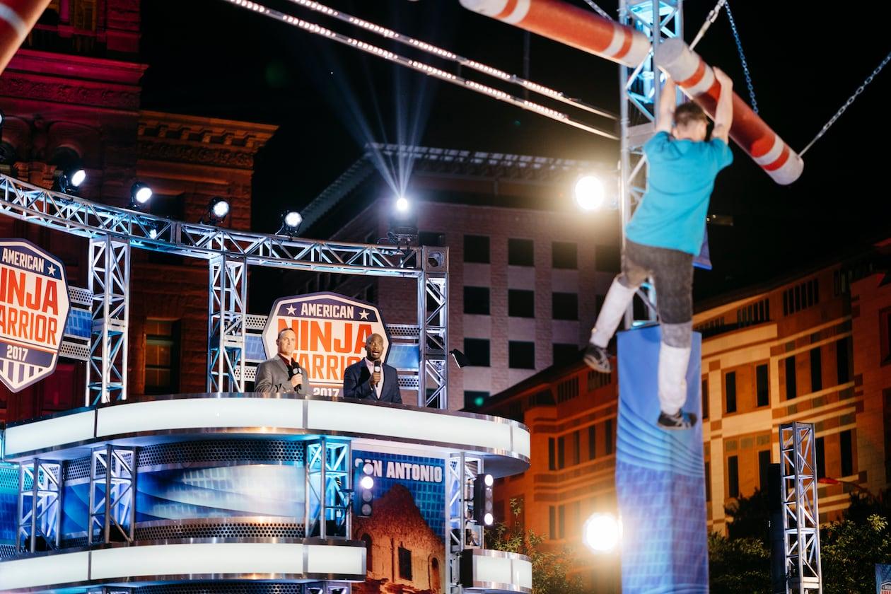 TV Recap: S09E08 – America Ninja Warrior Season 9 San Antonio Texas Finals