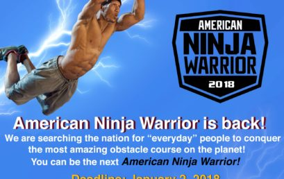 American Ninja Warrior lowers the age limit to 19 years old