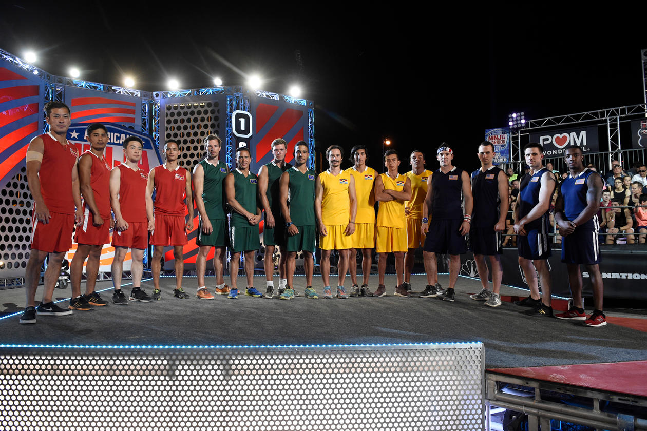 TV Recap: American Ninja Warrior: USA vs the World 2018
