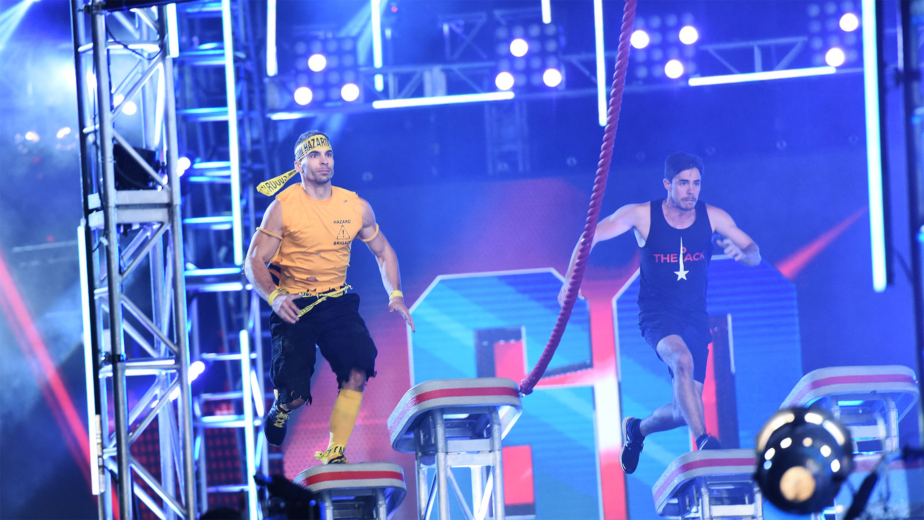 TV Recap: S01E11 – Ninja vs Ninja American Ninja Warrior Wildcard Week 2