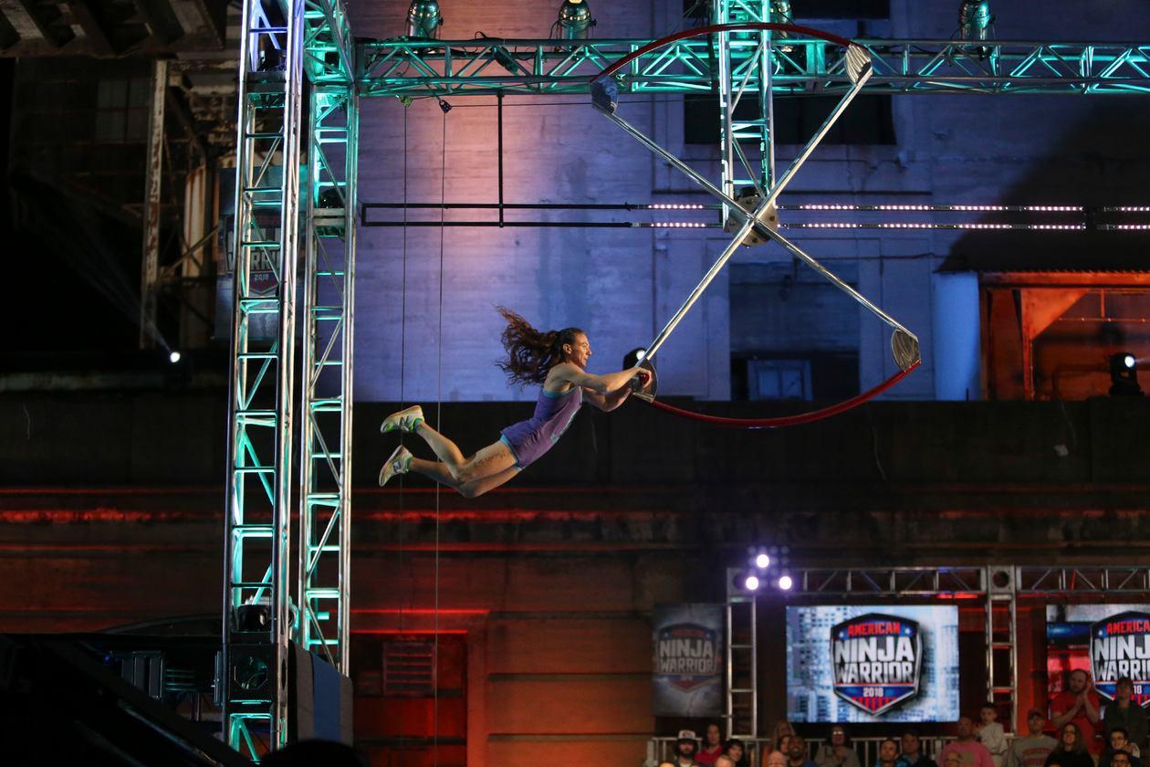 TV Recap: S10E05 – America Ninja Warrior Season 10 Philadelphia Pennsylvania Qualifiers 2018