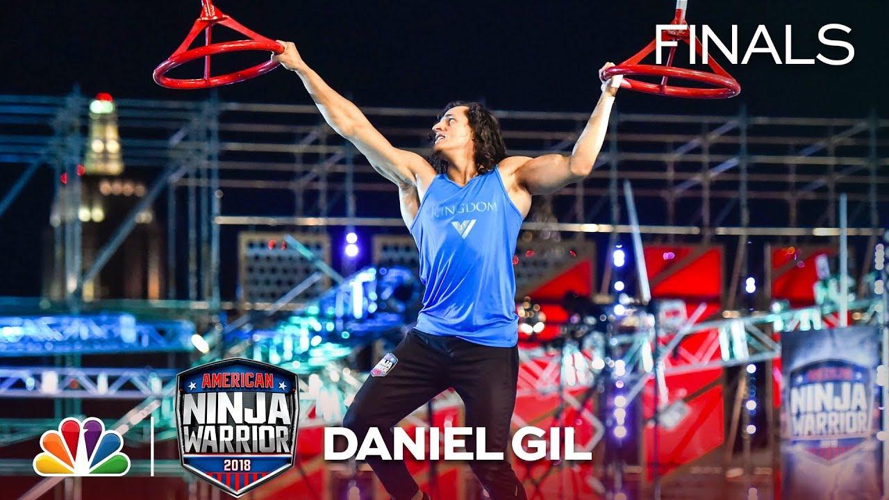 TV Recap: S10E13 – America Ninja Warrior Season 10 Las Vegas National Finals Stage 1 Part 1 2018