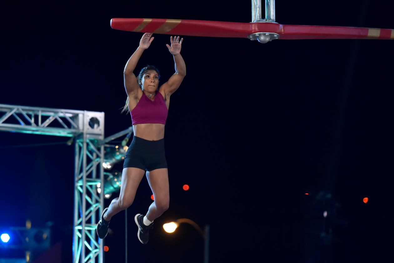 TV Recap: S10E14 – America Ninja Warrior Season 10 Las Vegas National Finals Stage 1 Part 2 2018