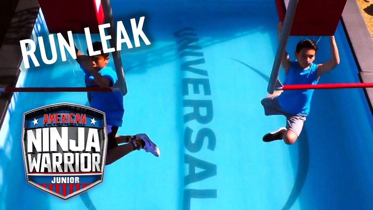 TV Recap: S01E03 – American Ninja Warrior Junior Kids 2018