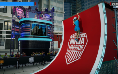 An official American Ninja Warrior video game coming March on XBOX, PS4, Switch