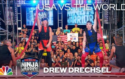 TV Recap: American Ninja Warrior USA vs the World 2019