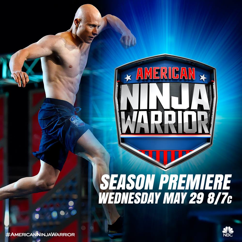 American Ninja Warrior Season 11 will premier May 29 & New Co-Host Zuri Hall