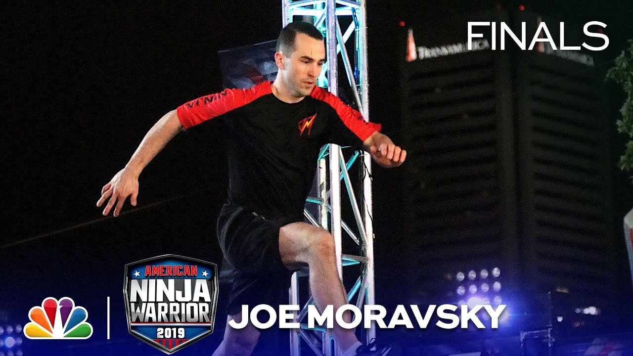 TV Recap: S11E11 – American Ninja Warrior Season 11 Baltimore City Finals 2019
