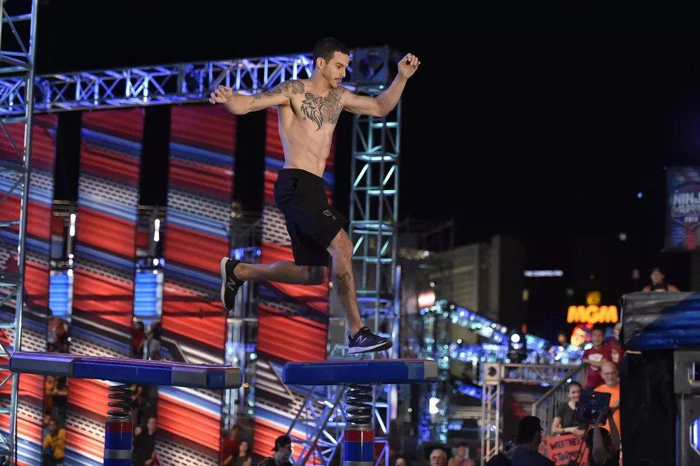 TV Recap: S11E13 – American Ninja Warrior Season 11 Las Vegas National Finals Stage 1 Part 1 2019