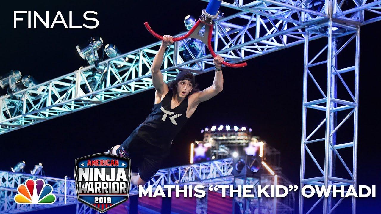 TV Recap: S11E14 – American Ninja Warrior Season 11 Las Vegas National Finals Stage 1 Part 2 2019