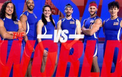 TV Recap: American Ninja Warrior USA vs the World 2020