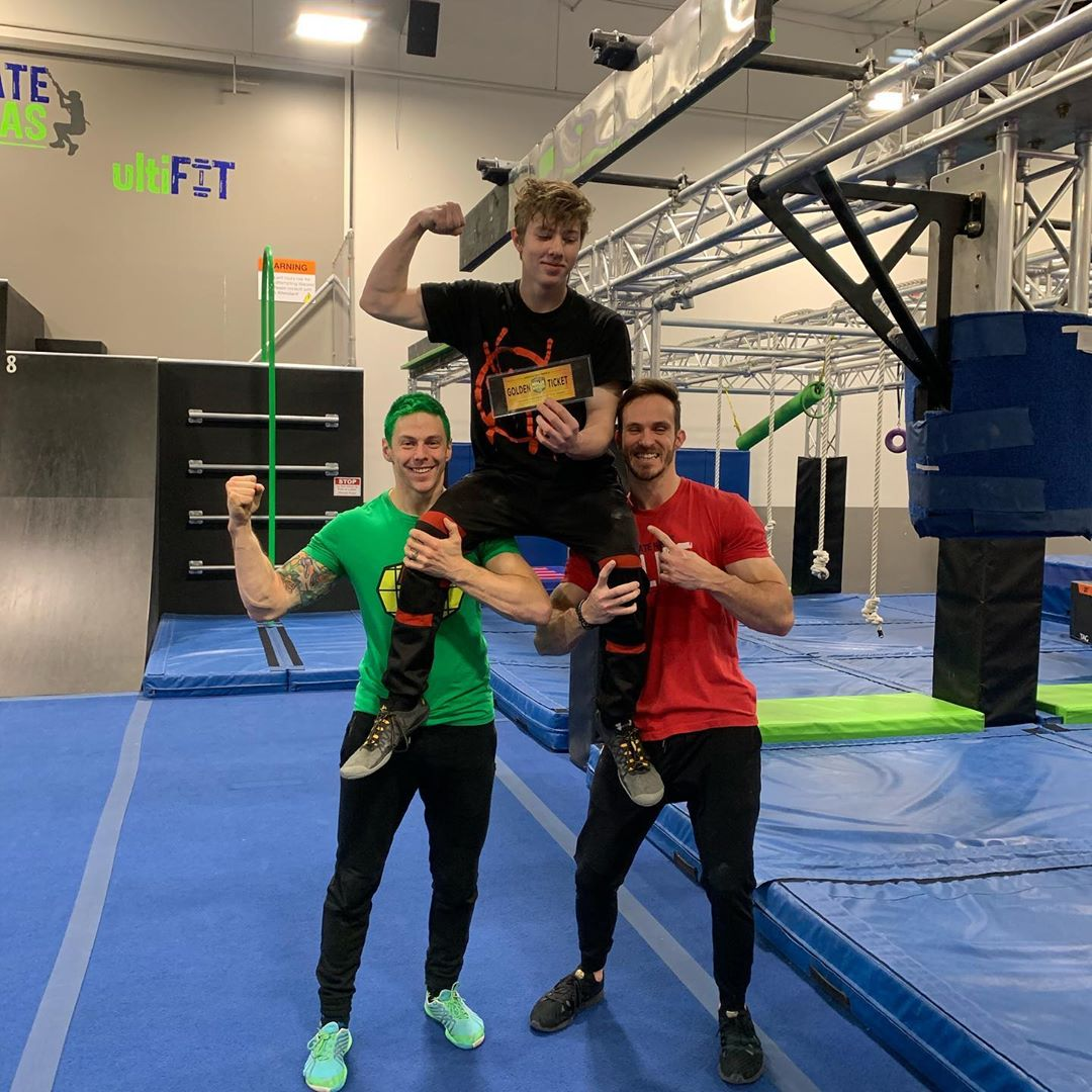 """American Ninja Warrior introduces """"Golden Tickets"""" allowing younger ninjas to compete on show"""