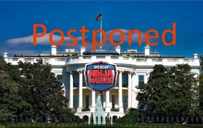 Season 12 Washington DC American Ninja Warrior filming also delayed due to COVID-19