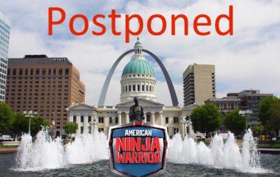All tapings dates for American Ninja Warrior Season 12 postponed