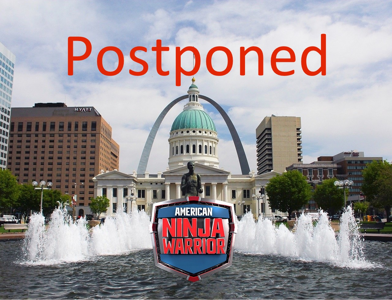 All tapings dates for American Ninja Warrior Season 12 postponed