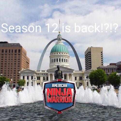 Rumor: American Ninja Warrior Season 12 Still Happening!  Taping in St. Louis this weekend