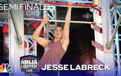 TV Recap: S12E05 – American Ninja Warrior Season 12 Semifinals Round 1 2020