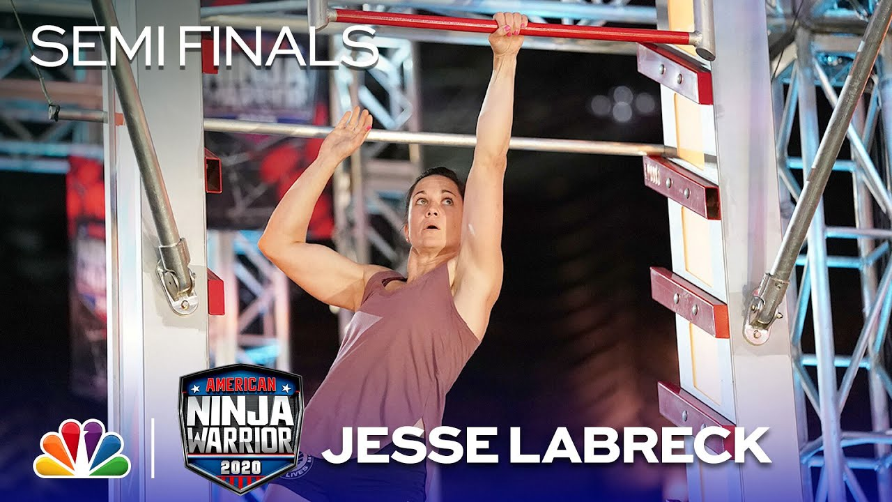 TV Recap: S12E05 – American Ninja Warrior Season 12 Semifinals Round 1 2020
