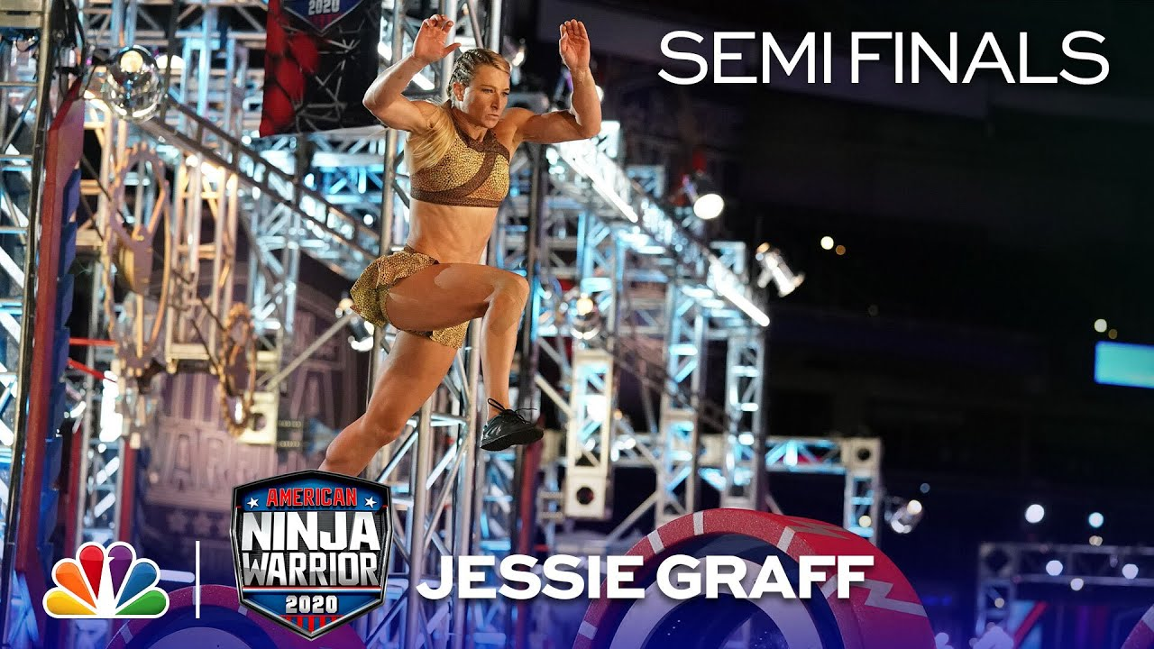 TV Recap: S12E06 – American Ninja Warrior Season 12 Semifinals Round 2 2020