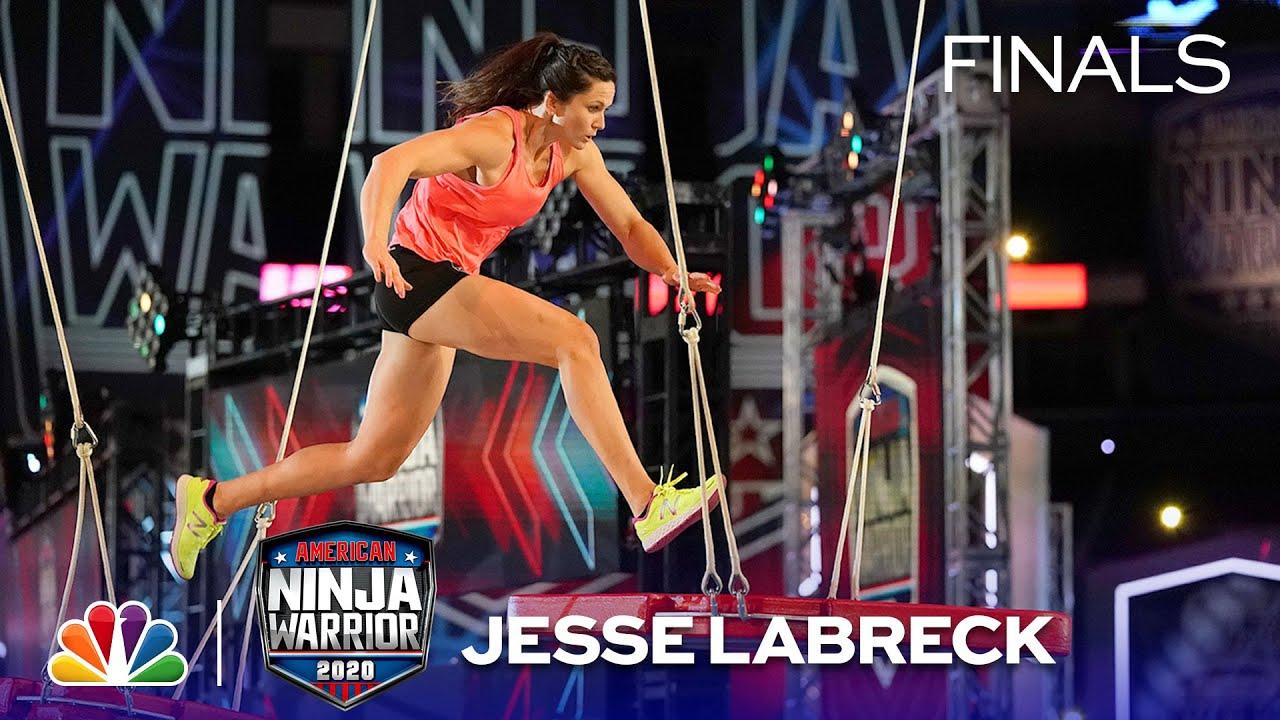 TV Recap: S12E07 – American Ninja Warrior Season 12 Finals Part 1 2020