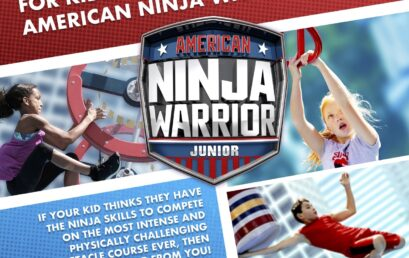 American Ninja Warrior ANW Junior Season 3 Now Casting – Apply Now to compete!