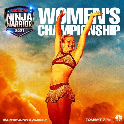 TV Recap: American Ninja Warrior Women's Championship 2021