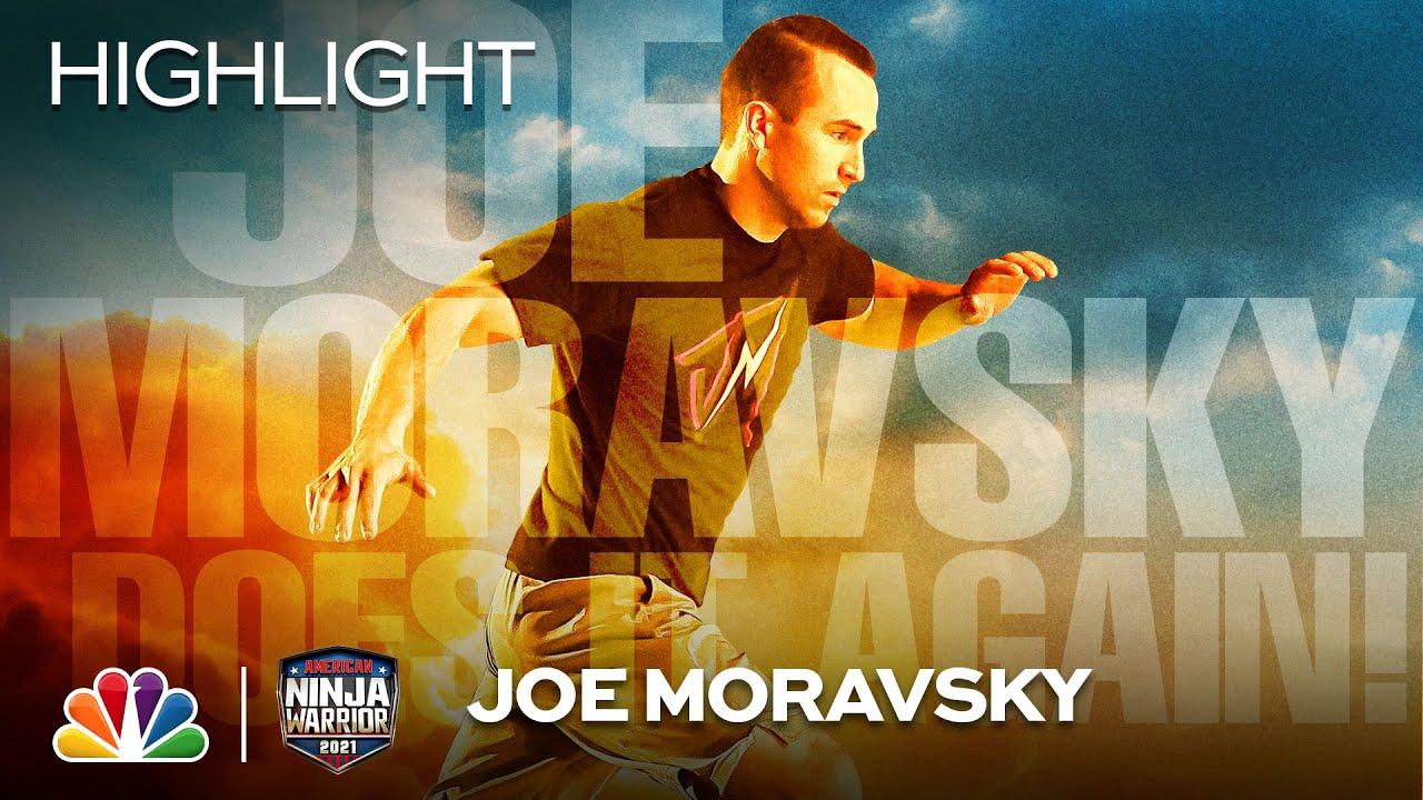 TV Recap: S13E02 – American Ninja Warrior Season 13 Qualifying Round 2 2021