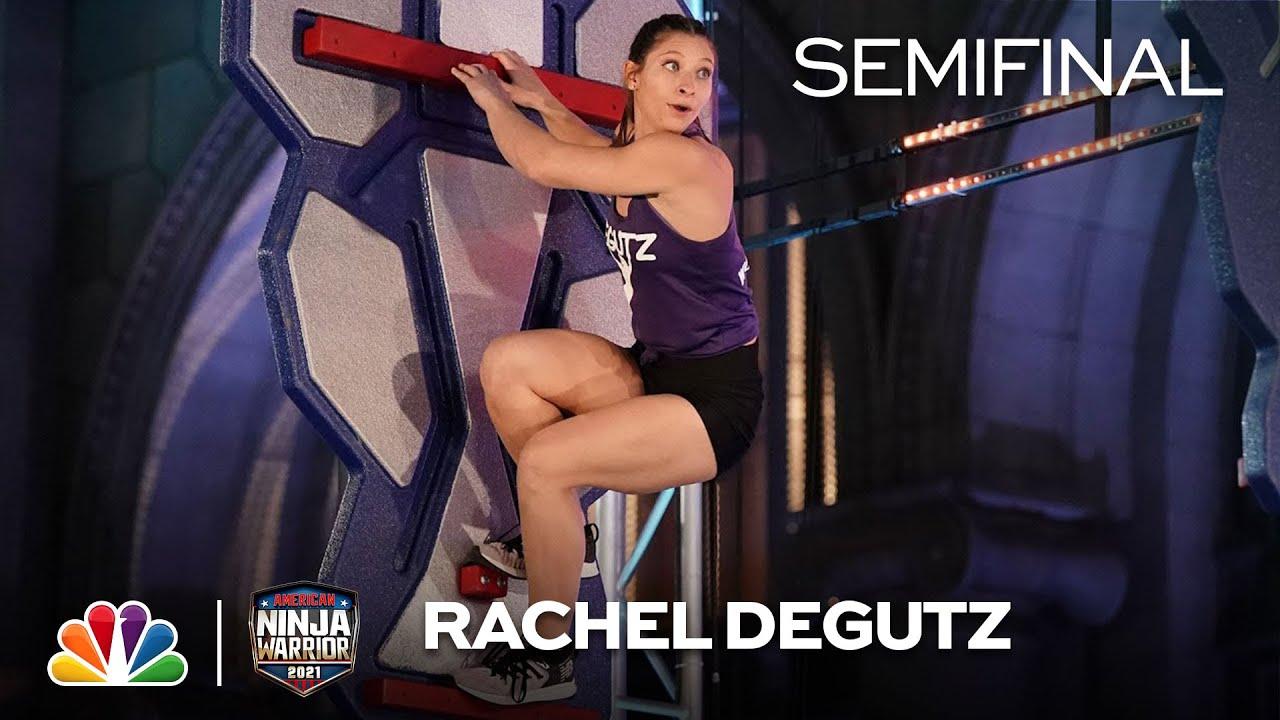TV Recap: S13E07 – American Ninja Warrior Season 13 Semifinals Round 2 2021