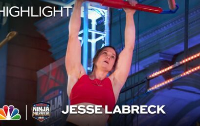 TV Recap: S13E09 – American Ninja Warrior Season 13 Semifinals Round 4 2021